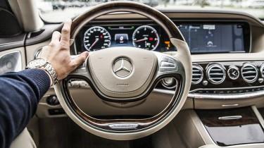 Luxus Mercedes Mietauto